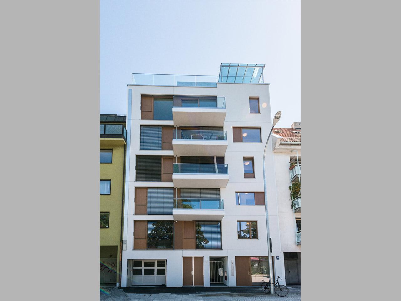Claude-Lorrain-Straße München-Untergiesing