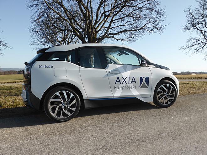 Axia E-Mobilität